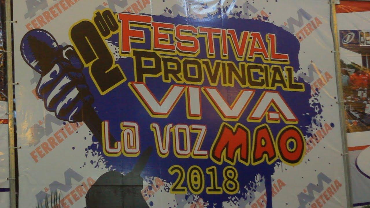"""¡Vuelve, vuelve el Festival Provincial """"Viva la Voz"""" 2019!"""